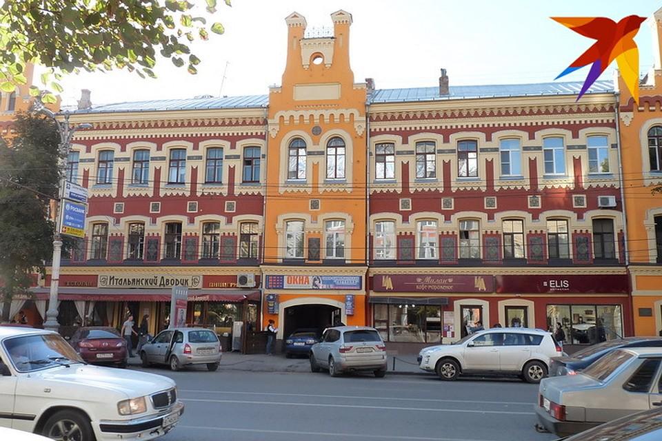 Вцентре Воронежа количество рекламы сократят вдвое