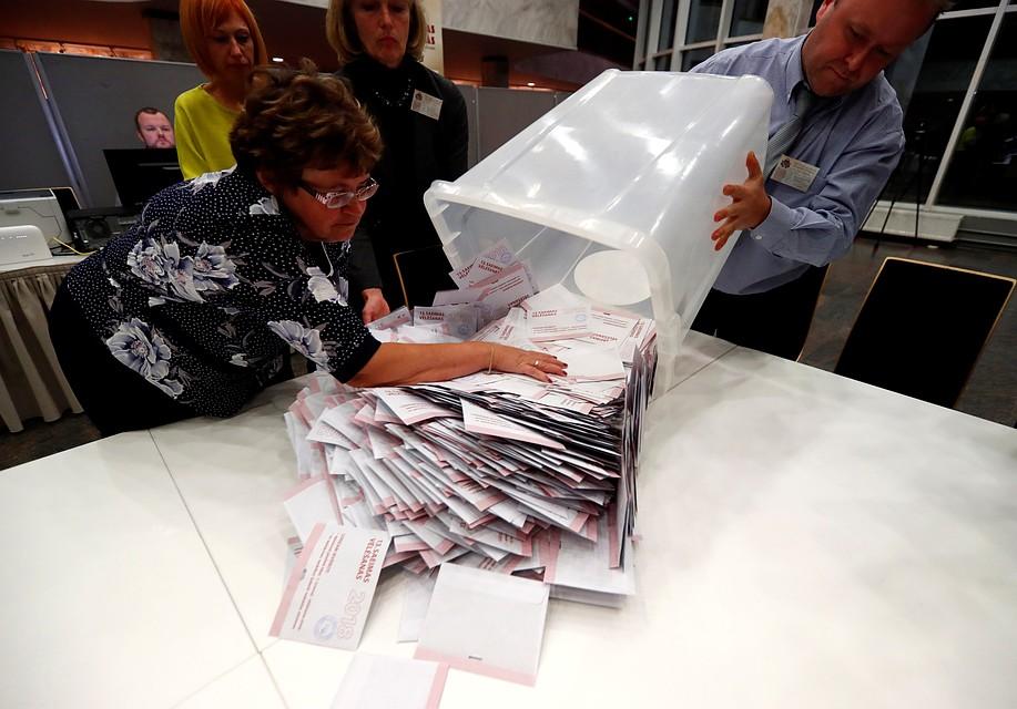 ВЛатвии проходят парламентские выборы. Пророссийская сила может одолеть