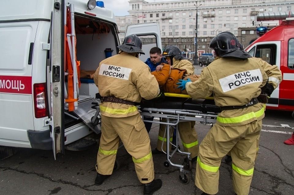 ЧПнанефтяном заводе вУфе: Один человек умер, трое отправлены вбольницу