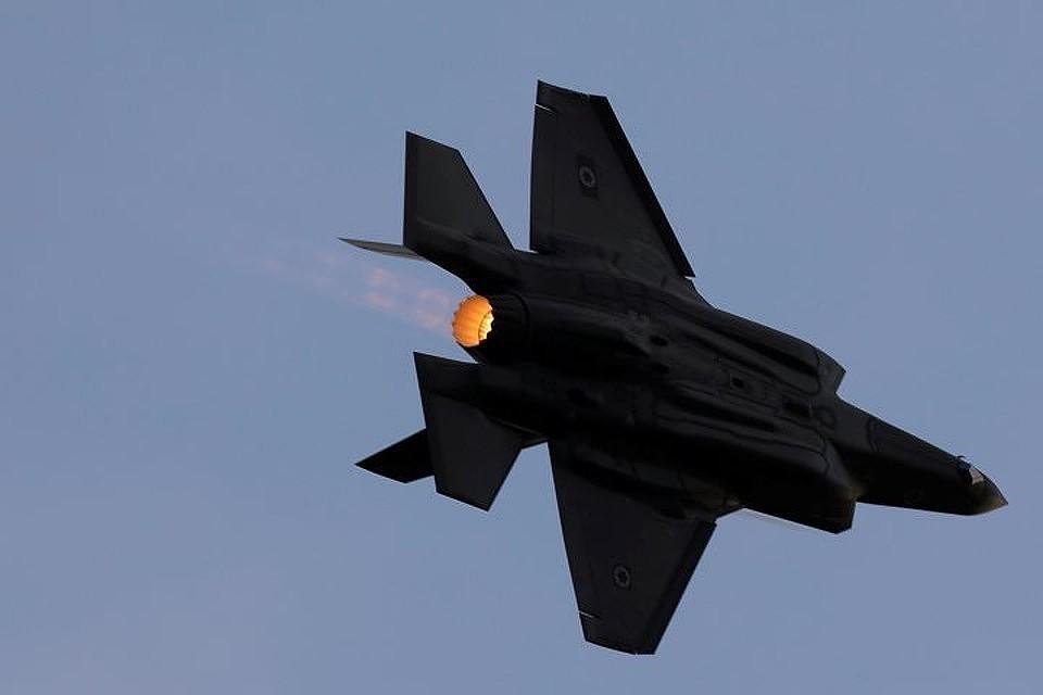 Пентагон остановил  полёты собственных  современных истребителей F-35
