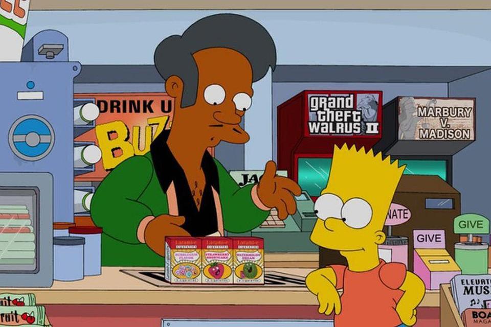 Персонаж изСимпсонов оскорбляет индусов— его могут убрать изсериала