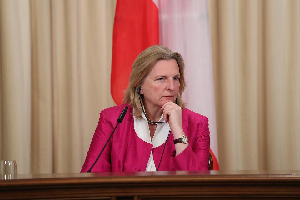 ВАвстрии поведали  овербовке «шпиона» Россией