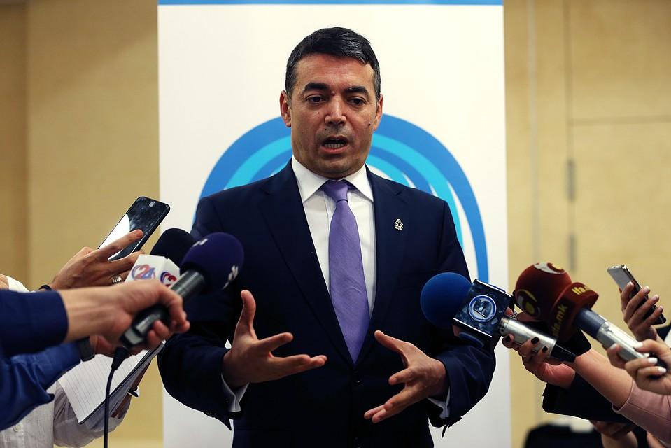 НАТО иМакедония подписали протокол овступлении страны в союз