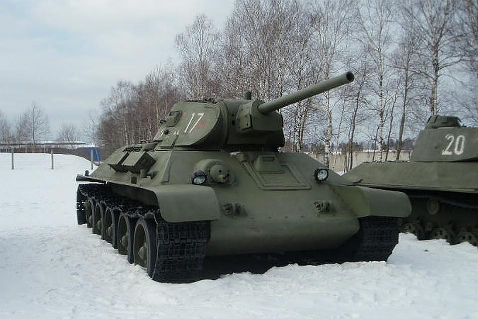 ВЙемене повстанцы обстреляли ракетами танк Т-34