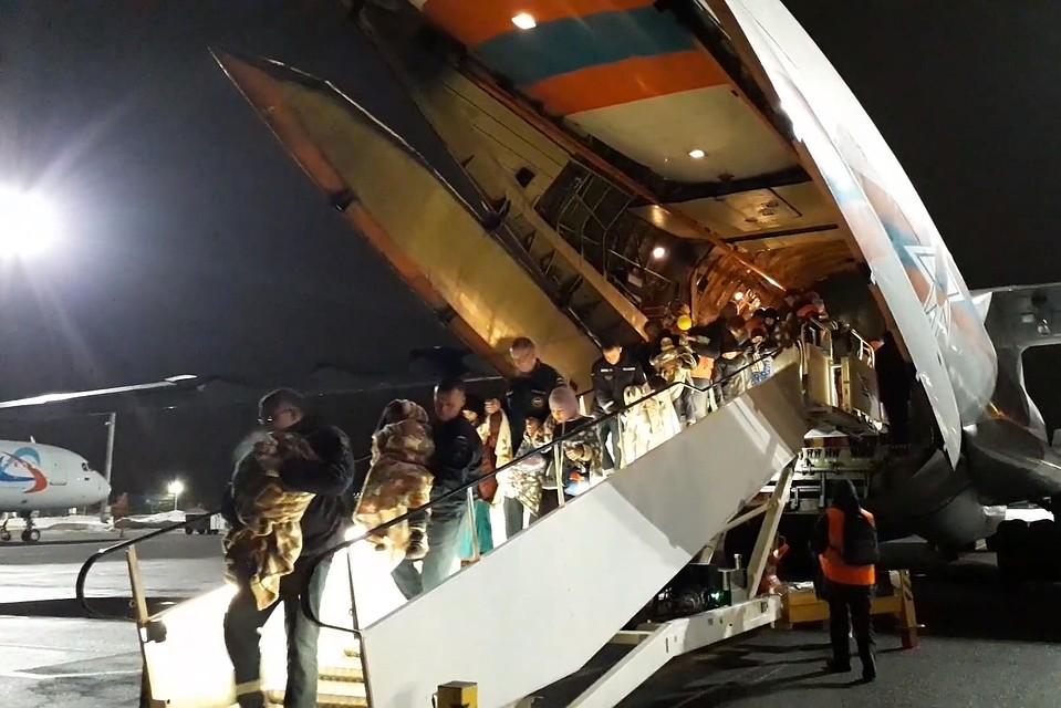 Спецборт МЧСРФ доставит 27 русских  детей изИрака в столицу