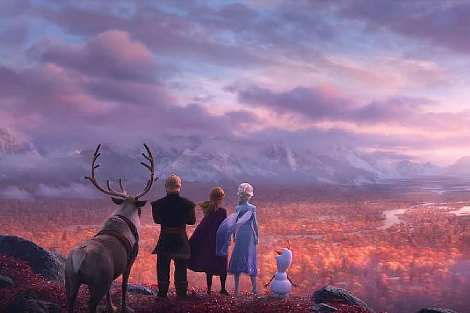 Дождались: Disney показала 1-ый  тизер-трейлер «Холодного сердца 2»