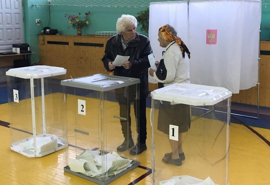 В Государственную думу внесли законодательный проект оцифровых избирательных участках