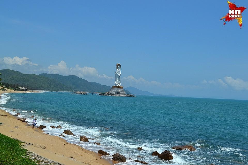 Инцидент произошел 23 марта в курортном городе Санья на острове Хайнань
