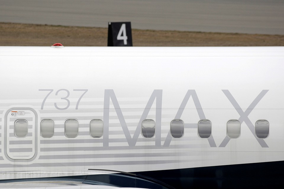 Трамп рекомендует  поменять  название Boeing 737 MAX