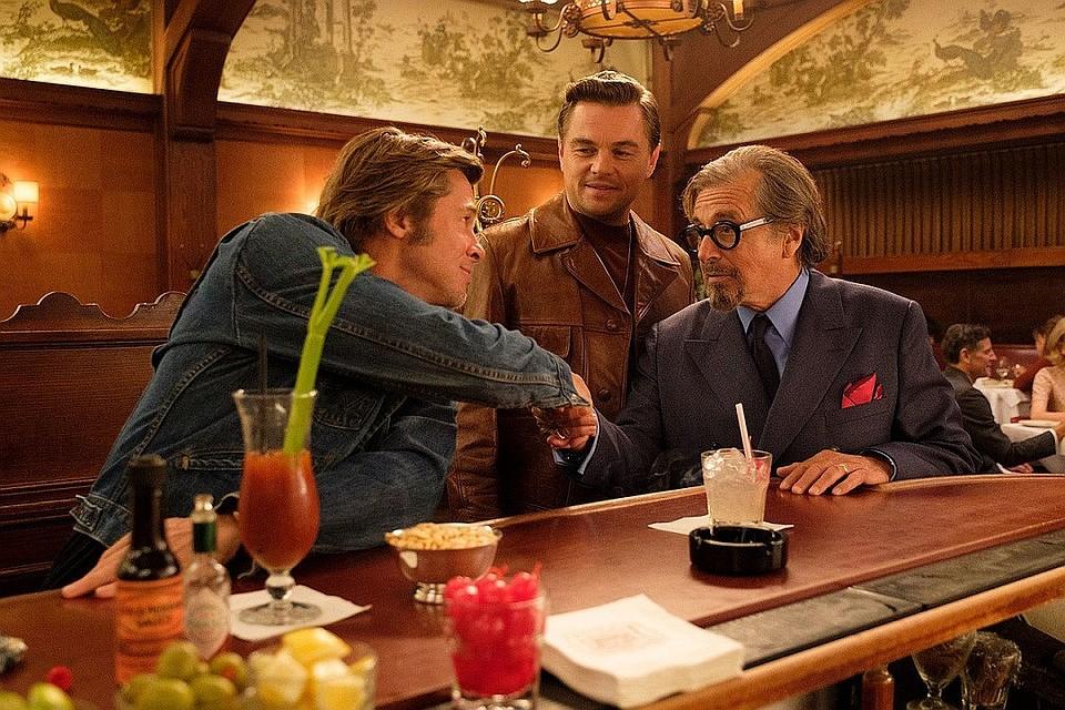 Новый фильм Тарантино «Однажды вГолливуде» покажут вконкурсной программе Каннского кинофестиваля