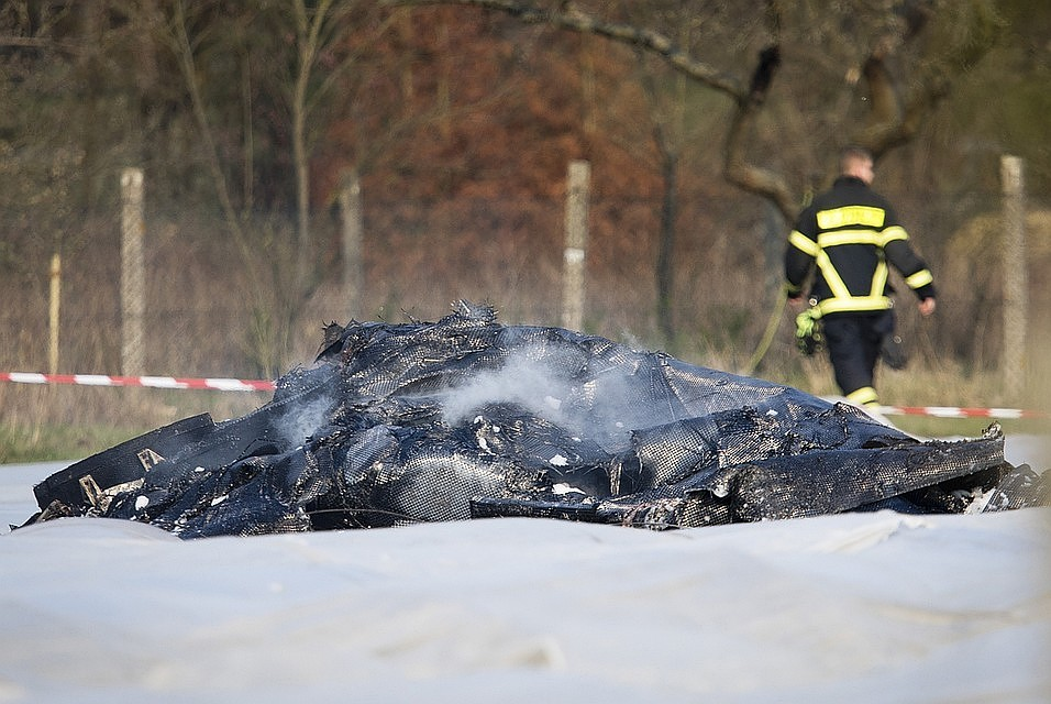 Пилот самолета, при крушении которого погибла Наталия Филева, потерял управление
