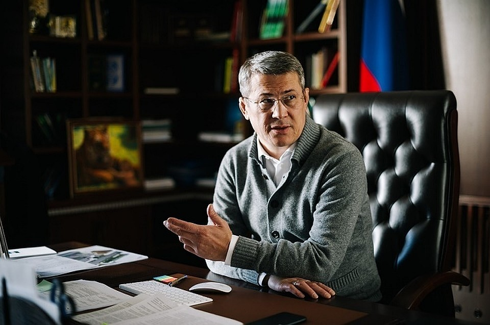 Радий Хабиров: «Интернет, соцсети внастоящее время - это взбаламученная вода»