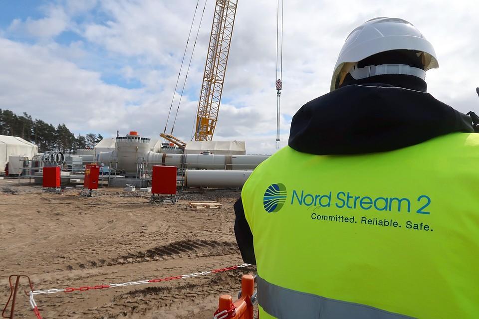 ФРГ нуждается в'Северном потоке-2, поскольку потребности страны в газе возрастут