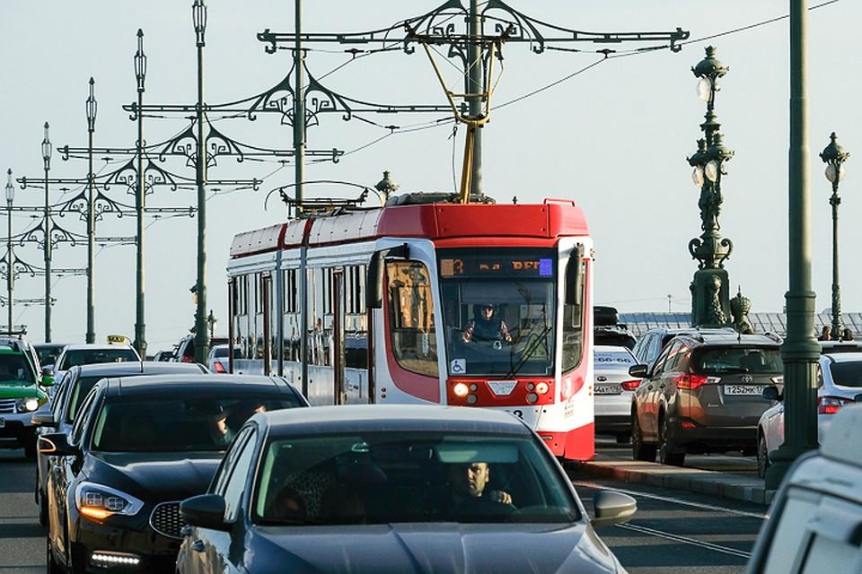 Ретротрамвай №1 станет новым туристическим брендом Санкт-Петербурга