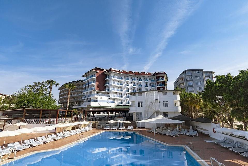 В этом отеле Maya World Beach и погибла 5-летняя уроженка Архангельской области