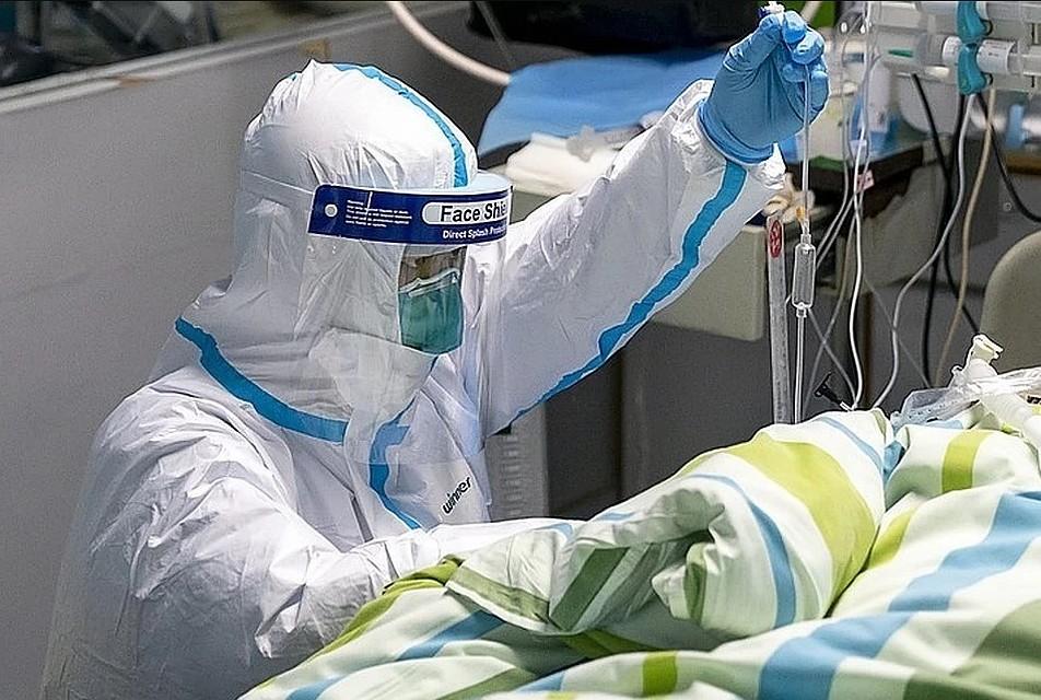 Власти Китая сообщили , что вспышка эпидемии коронавируса вгосударстве  прошла