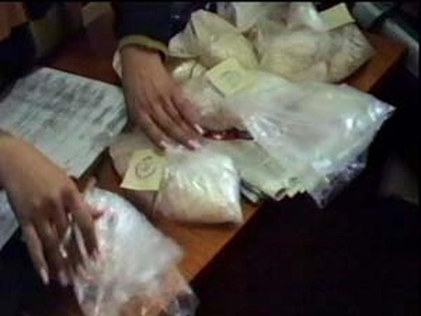Саратовские полицейские нашли тайник с пятью килограммами наркотиков