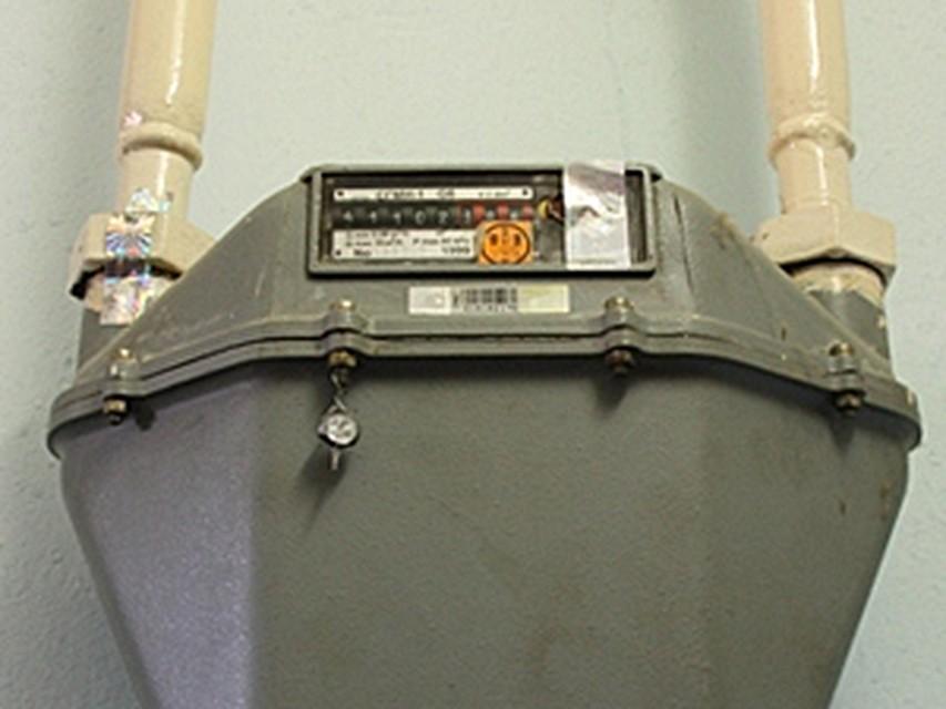 Как сделать поверку газового счетчика