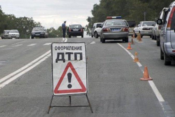 Серьезная авария в Томске произошла по вине водителя иномарки