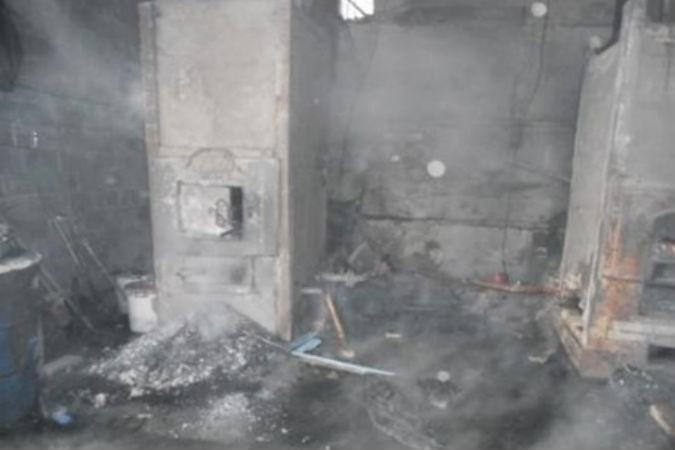 пожарный разрыв до газоблочной котельной