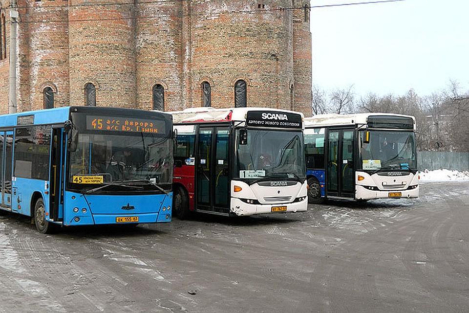 Показат свой член на автобус