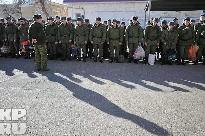как ловят уклонистов в россии