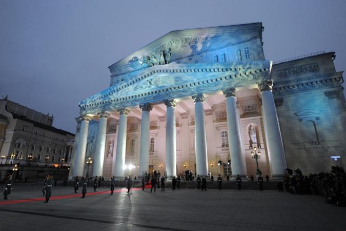 При ремонте Большого театра похитили 90 миллионов рублей