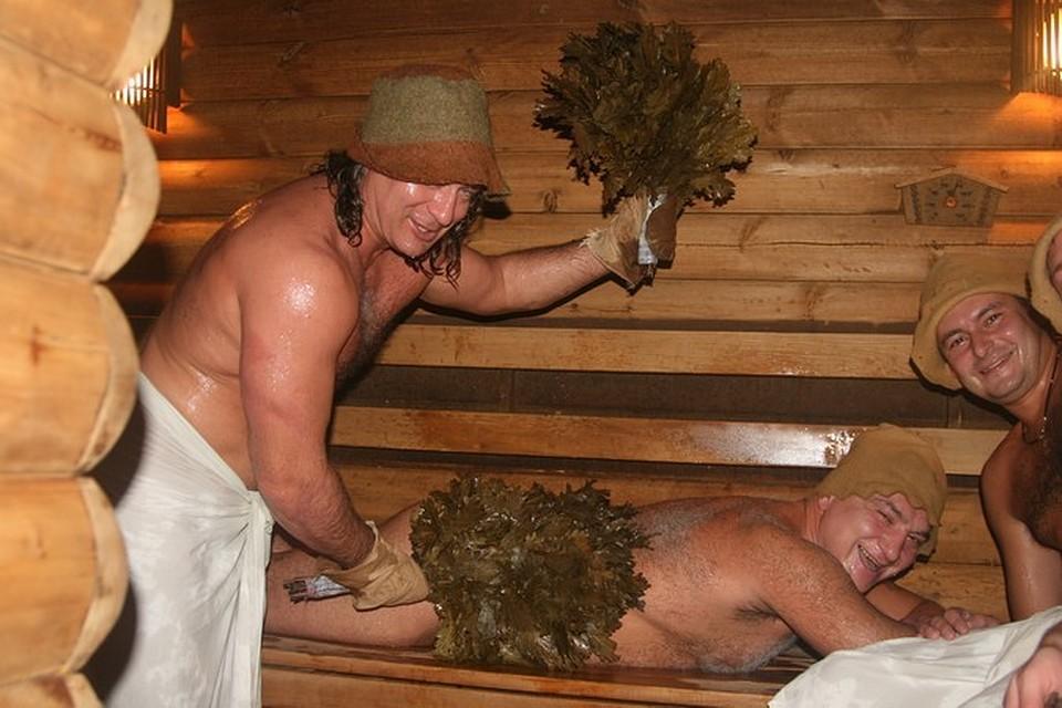 Как мы с женой в бане попробовали мжм 38
