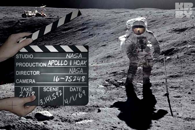 Полеты на луну видео