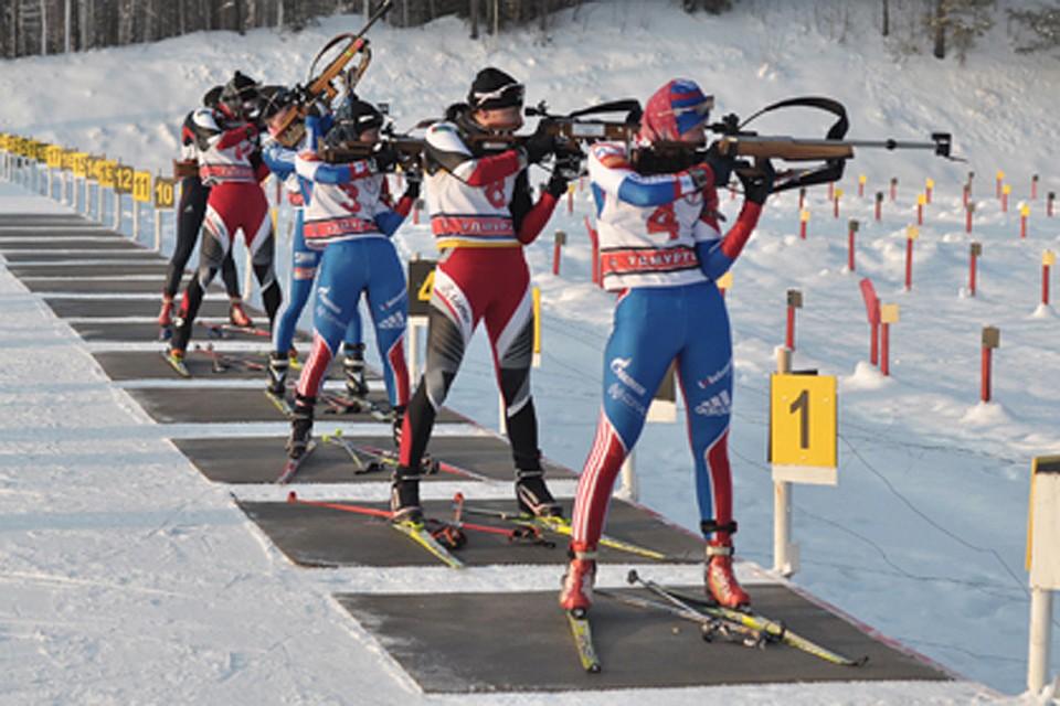 В Ижевске стартуют всероссийские соревнования по биатлону