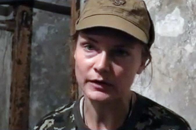 """По словам Маргариты Зайдлер, она не могла больше смотреть на то, """"как украинские фашисты уничтожают мирное население Донбасса"""""""