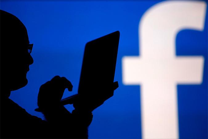 Добровольцам предложили отказаться от Facebook на 99 дней