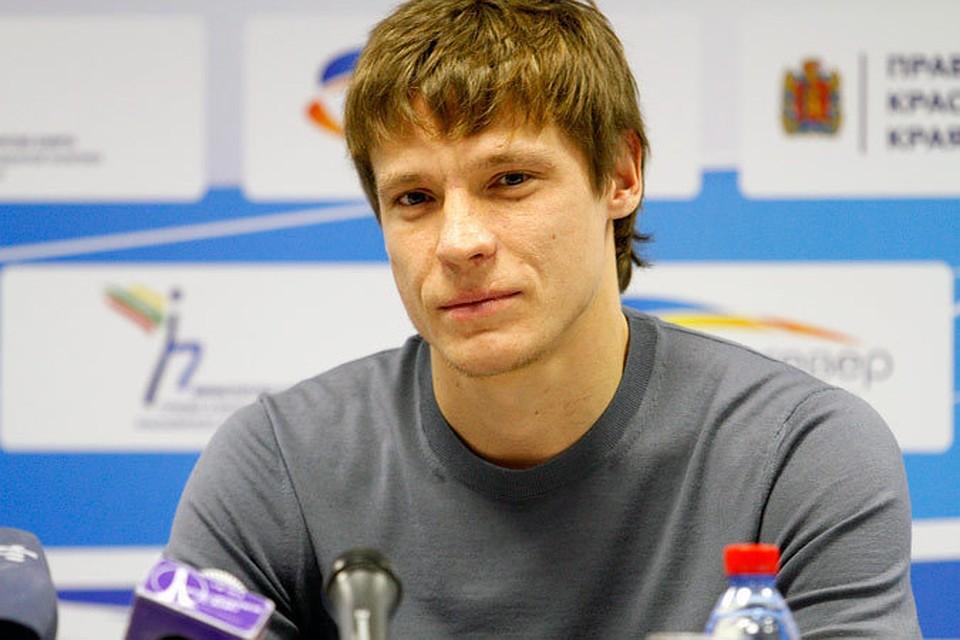 Хоккеист сборной России Александр Семин женился