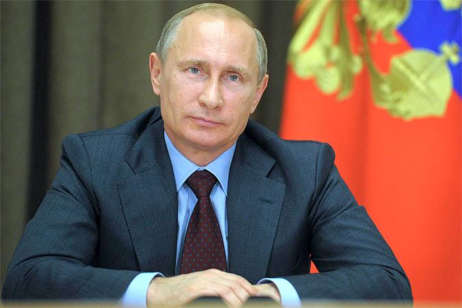 Члены голландской организации «Поворот» попросили прощения у Владимира Путина