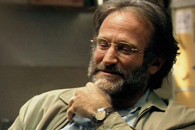 Роль в фильме «Умница Уилл Хантинг» принесла Уильямсу золотую статуэтку «Оскар».