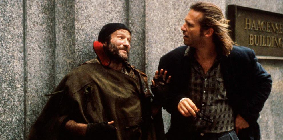 «Король – рыбак» (1991).<br>Кадр из фильма