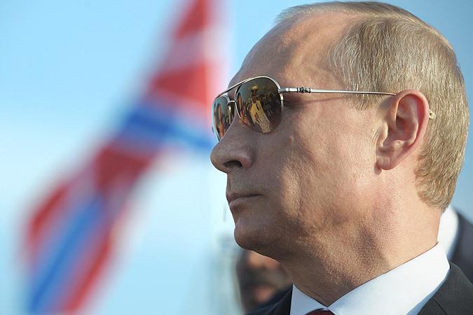 Путин прописал Крыму «историческую терапию»