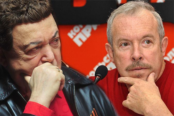 Иосиф Кобзон снова прокомментировал скандал с Андреем Макаревичем
