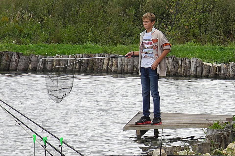 какая рыба ловится в начале июня