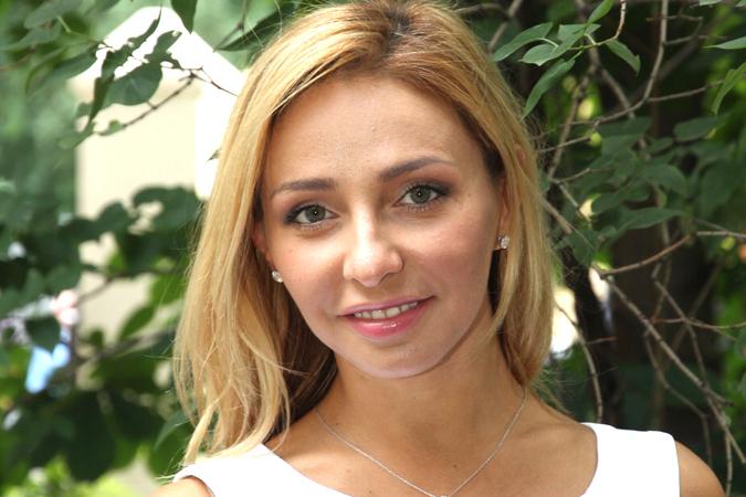 За рождение дочери Татьяне Навке любимый мужчина подарил «Бентли» за 11 миллионов рублей