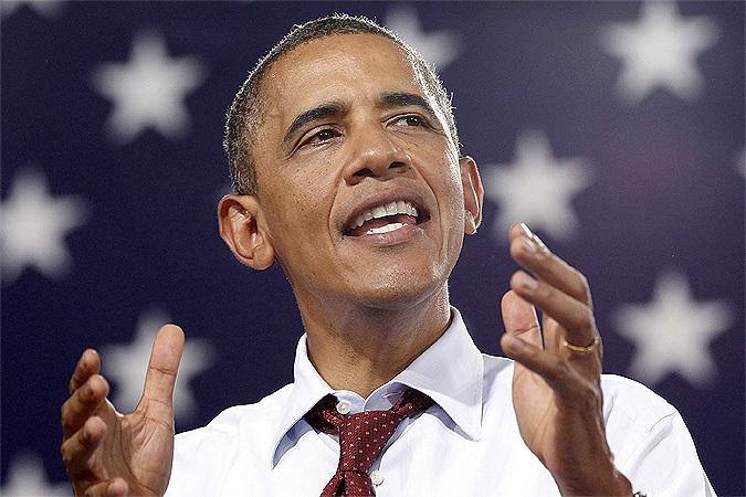 Обама переписал историю с географией