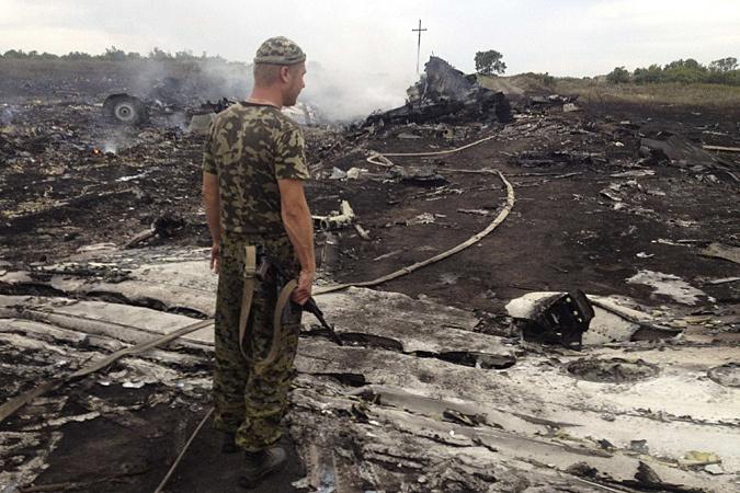 Борт MH17 «Малайзийских авиалиний», упавший под Донецком в июле, был сбит ракетой класса «воздух-воздух», и ответственность за трагедию лежит на украинском правительстве