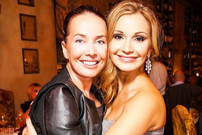 Ольга Орлова всегда поддерживала Жанну в трудные минуты. Фото: Instagram Ольги Орловой.