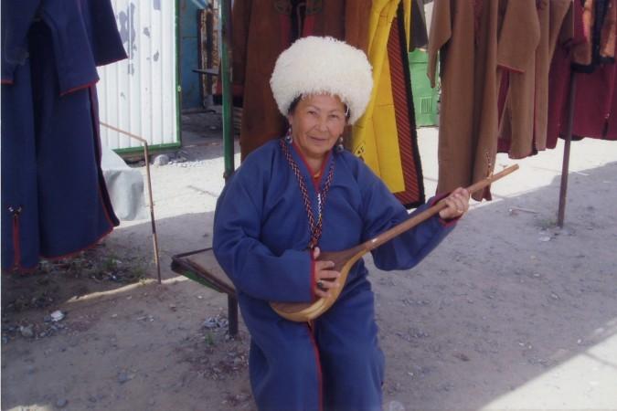 Бабушка-непоседа в туркмении: «В каждой стране меня принимают за свою». Фото: из личного архива