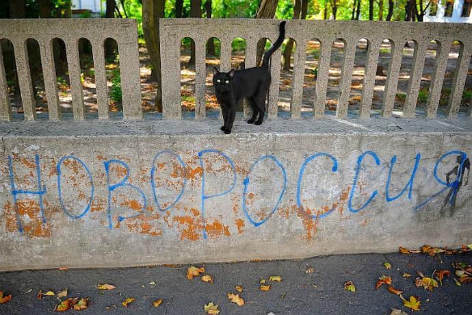 В мир, о котором давно мечтают в Донецке, верят если только в отдаленной перспективе.
