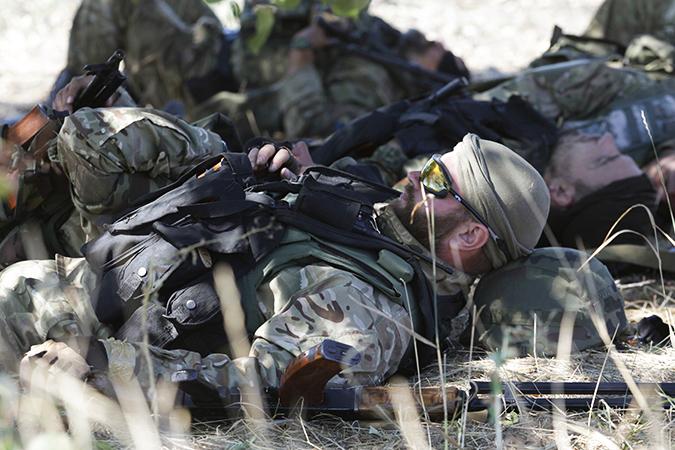 Украинские силовики отойдут от границ ДНР и ЛНР