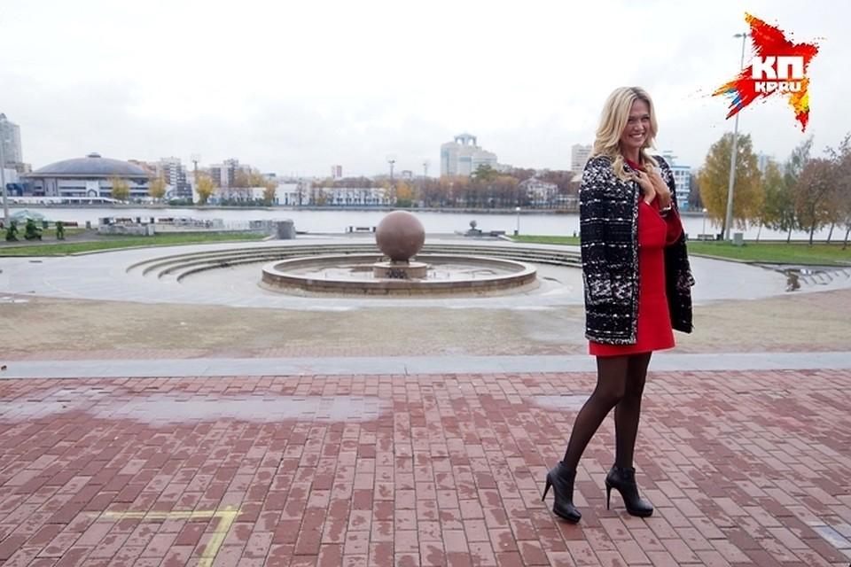 Виктория сейчас - частая гостья в Екатеринбурге
