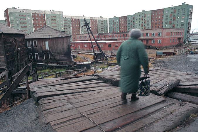 Названы самые бедные города России
