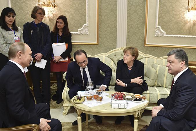 Александр Турчинов ждет от России извинений перед Украиной