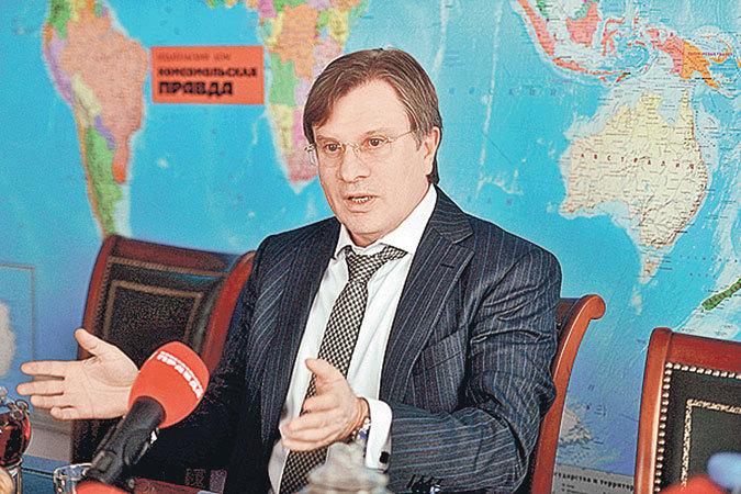 Виталий Савельев превратил предбанкротную компанию во флагман российской экономики.